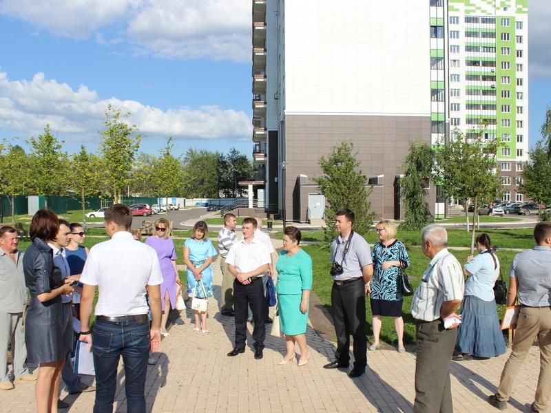 Татьяна Дроздова: «Необходимо повышать грамотность граждан в сфере жилищно-коммунального хозяйства